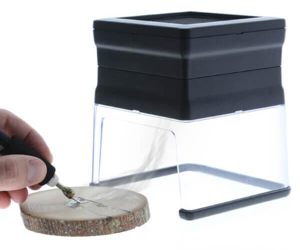 Razaire Mini - X60 smoke extractor