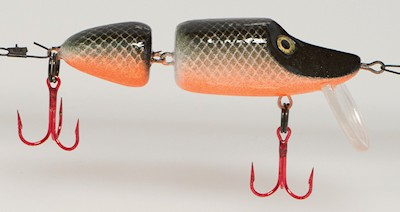 Basic Carving - Carving a Fishing Lure with Cam Merkle